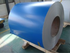 PE Color coated aluminum coil for roofing and canopie 3003 1100