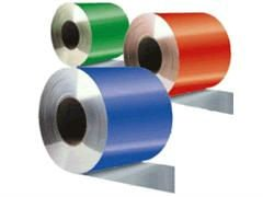 Color coated/plain aluminum coil for construction applications